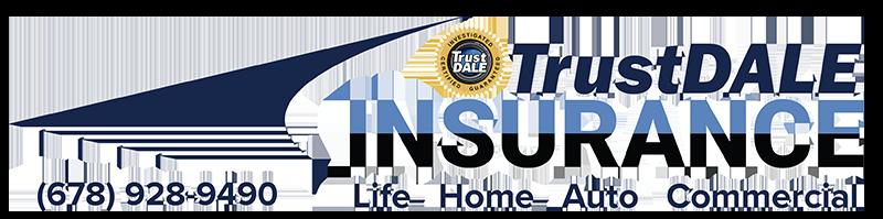 TrustDALE Insurance Main Logo